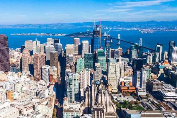 億万長者,多い都市