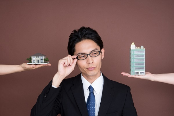 不動産投資,物件選び