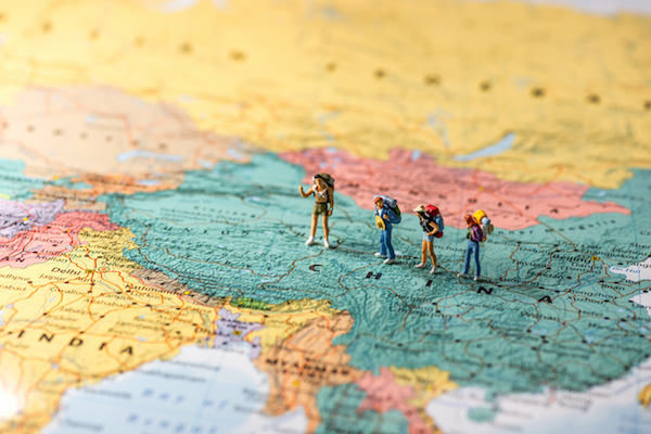 中国経済,観光業界,GDP,インバウンド