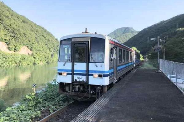 40代,三江線廃止