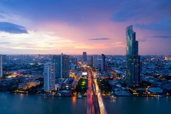 デジタル大国,タイ,フィンテック