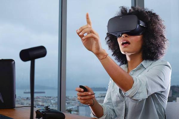 VR教育,Google,Facebook