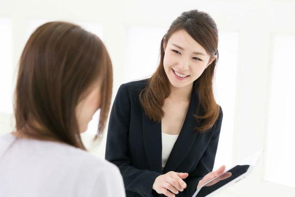 保険営業,女性