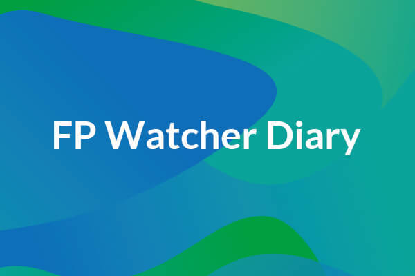 FP Watcher Diary