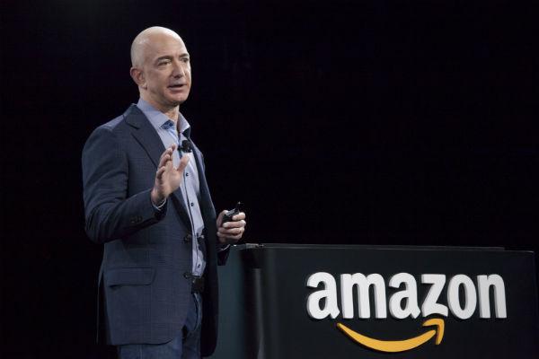 アマゾン創業者,ジェフ・ベゾス,離婚劇