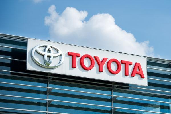 トヨタ,日本企業,売上高