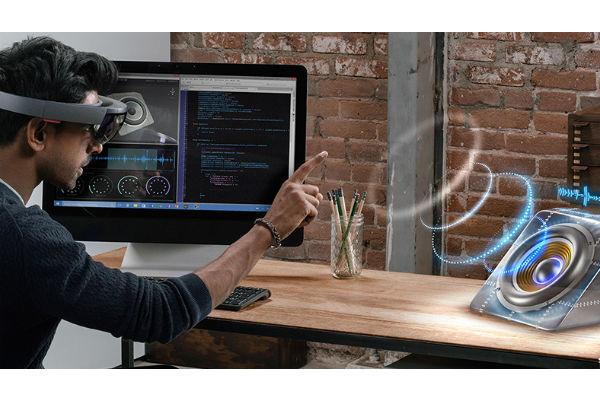 マイクロソフト,VR/AR