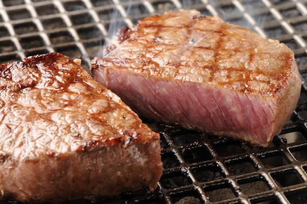 株主優待,肉