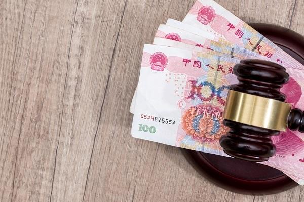 中国,汚職