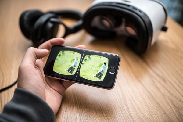 VR,ソニー,facebook
