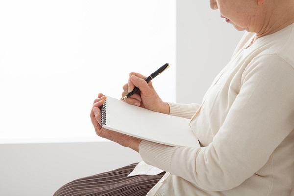 親の相続,相続税,エンディングノート