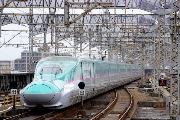 北海道新幹線,北陸新幹線,観光