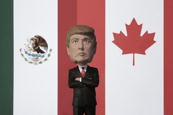 米国経済,自由貿易交渉,関税