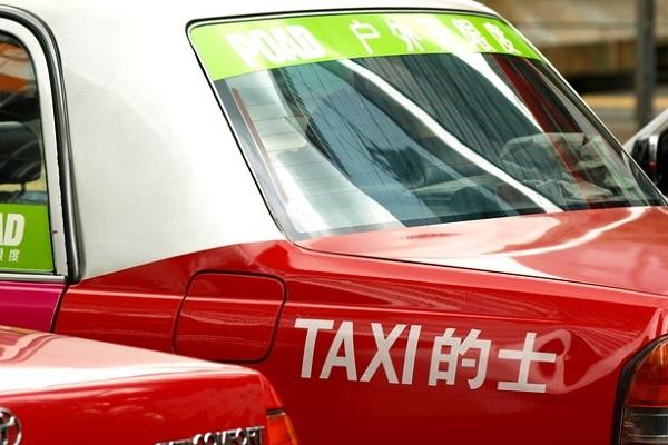 Uber,中国,滴滴出行,タクシー,配車アプリ,白タク