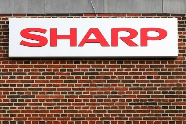 シャープ,株価上昇