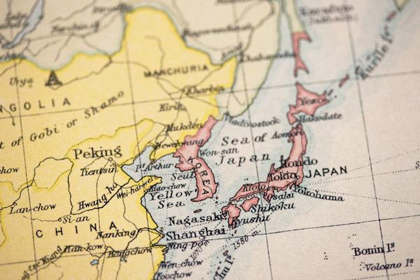 中国,韓国,日中韓