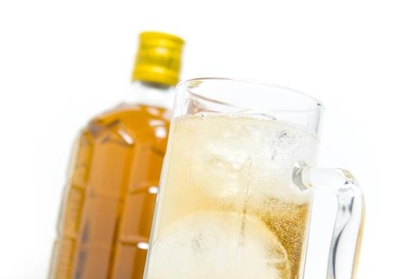 酒類市場,アルコール,食中酒,ビール,ハイボール,チューハイ
