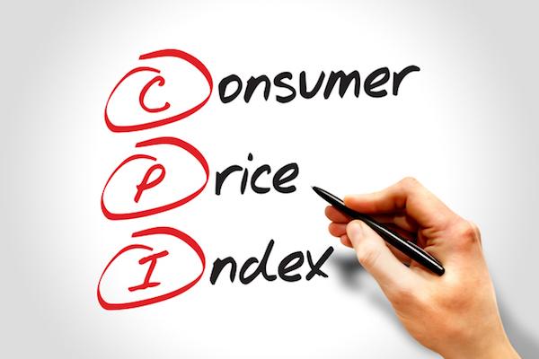 CPI,消費者物価,2%