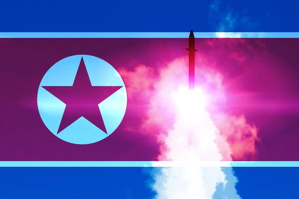 リスク資産,北朝鮮,有事