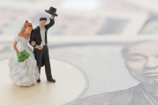 都道府県別結婚式費用,派手婚,地味婚,結婚事情