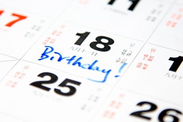 誕生日,一致する確率