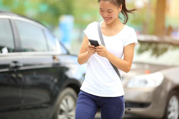 界面,中国経済,Uber,シェアリング・エコノミー,運転代行