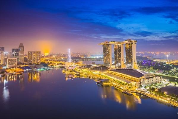 シンガポール移住,生活費