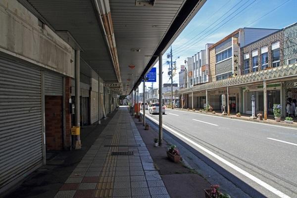 地方創生,人口減少,過疎化,商店街,空洞化
