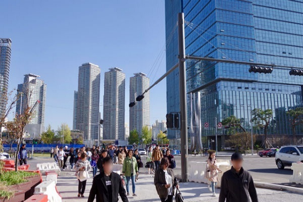 韓国経済,高層マンション,防災