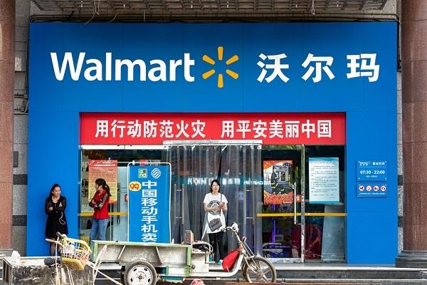 中国経済,ウォルマート,界面