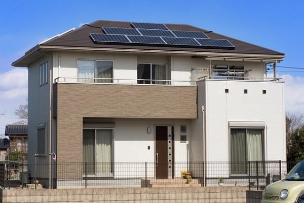太陽光発電,住宅用