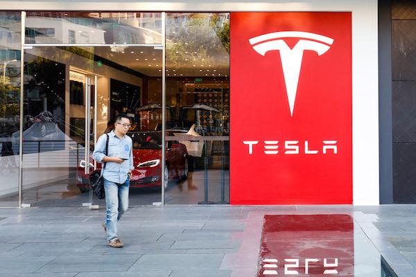 中国経済,自動車業界,テスラ
