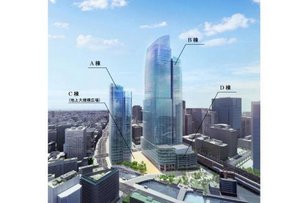 再開発,東京駅,三菱地所