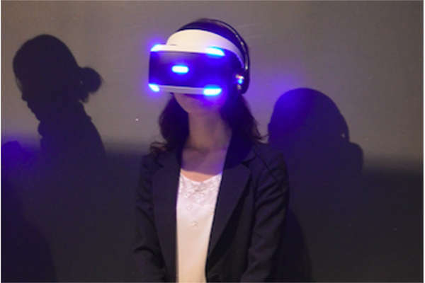 VR,バーチャルリアリティ,GAME ON