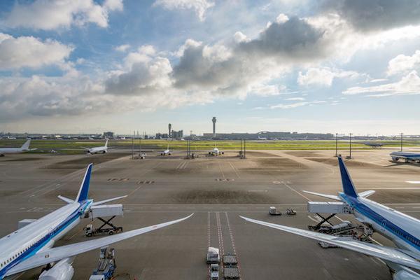 空港収支,羽田空港,外国人旅行者