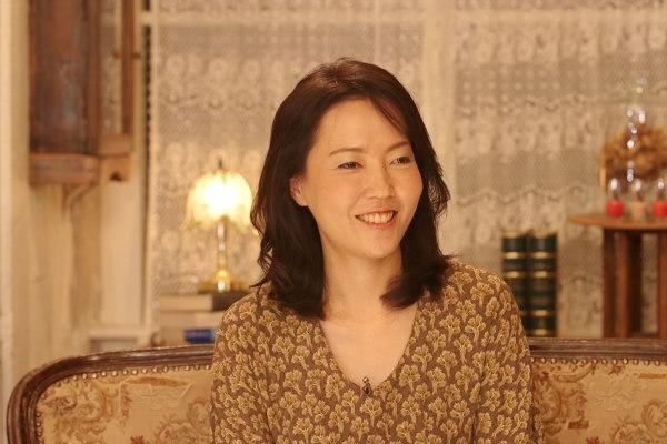 Zaim代表取締役閑歳孝子さん©BSジャパン