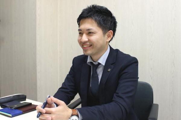 LEC専任講師 行政書士 黒沢怜央氏(株式会社ジーネット代表取締役)
