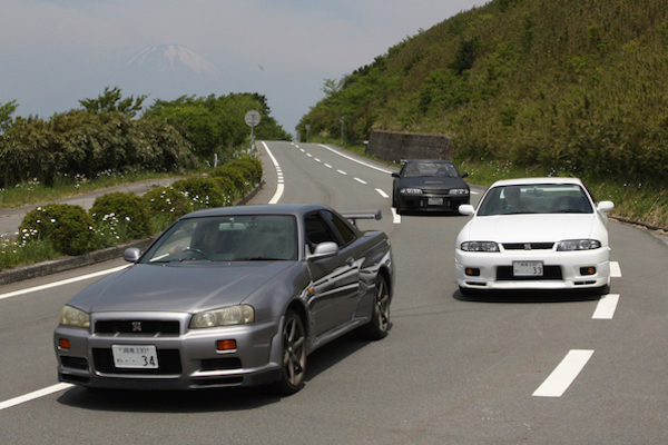R32GT-R,R34GT-R,R33GT-R