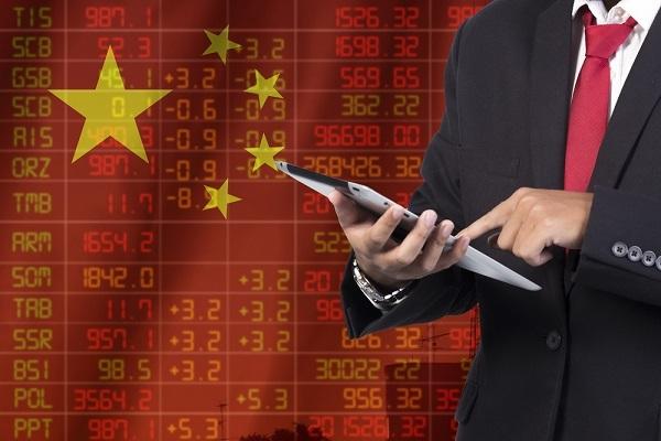 中国経済,証券業,界面