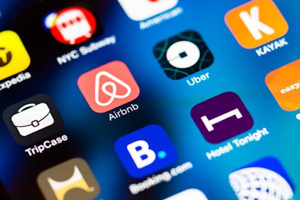 Airbnb,不動産投資