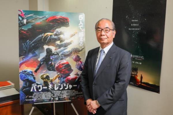 鈴木武幸,東映,パワーレンジャー,戦隊,グループヒーロー