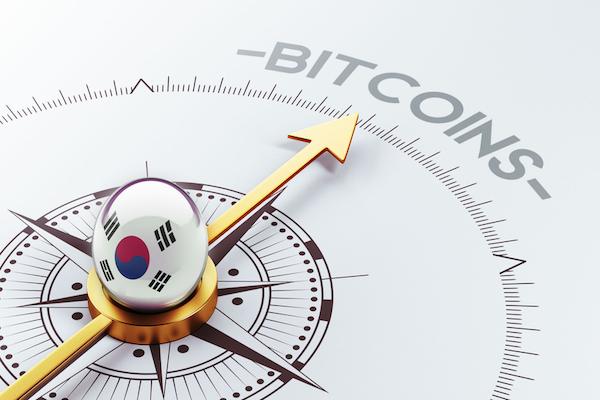 韓国経済,仮想通貨