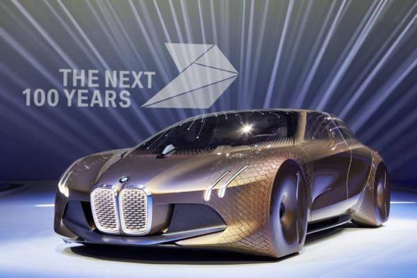 コンセプトカー,BMW