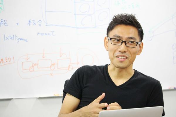 資金調達の新しい取り組みとしての「在庫ファイナンス」を提唱するシマント代表取締役の和田怜氏