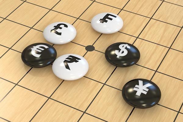 安全資産,円,財政