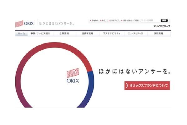 株主優待,変更,オリックス