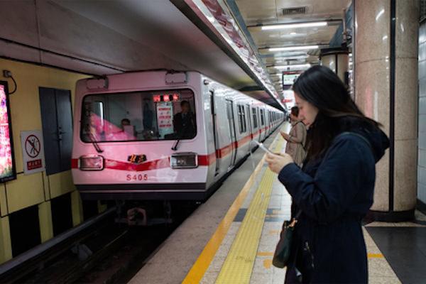 中国の「地下鉄」急拡大、5年で2...