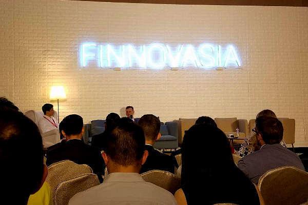 中国,香港,FinTech協会,イベント、FINNOVASIA