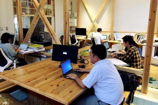 サテライトオフィス,徳島県,リモートワーク,