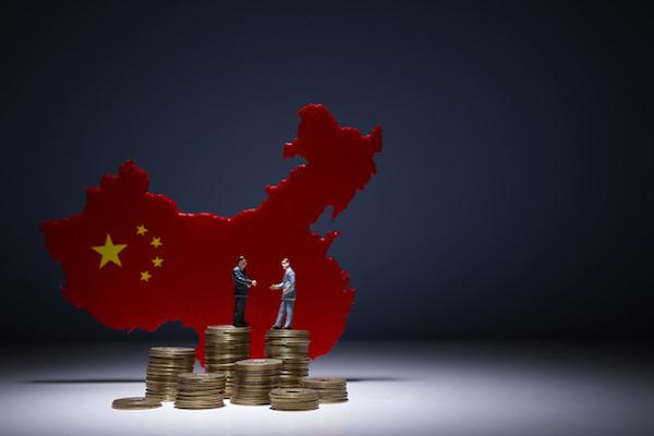 中国,投資家,債権,新聞